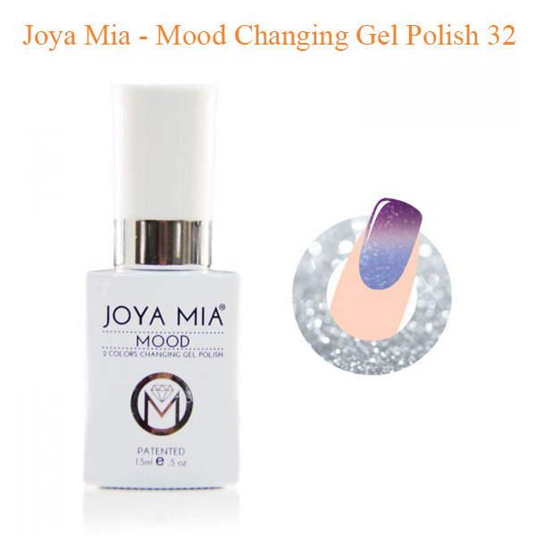 Joya Mia – Mood Changing Gel Polish 32