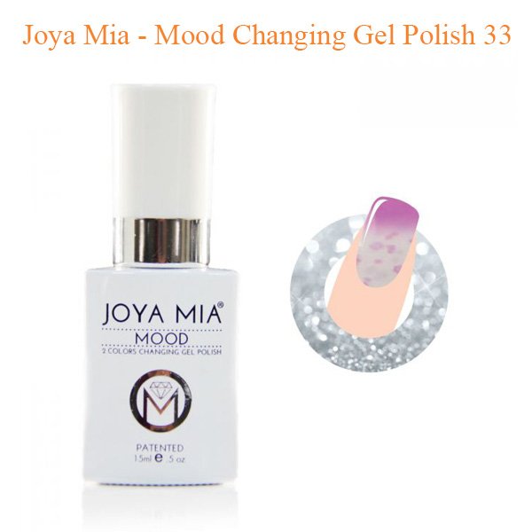 Joya Mia – Mood Changing Gel Polish 33