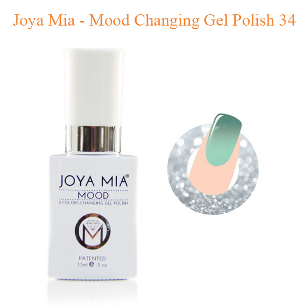 Joya Mia – Mood Changing Gel Polish 34