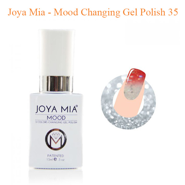Joya Mia – Mood Changing Gel Polish 35
