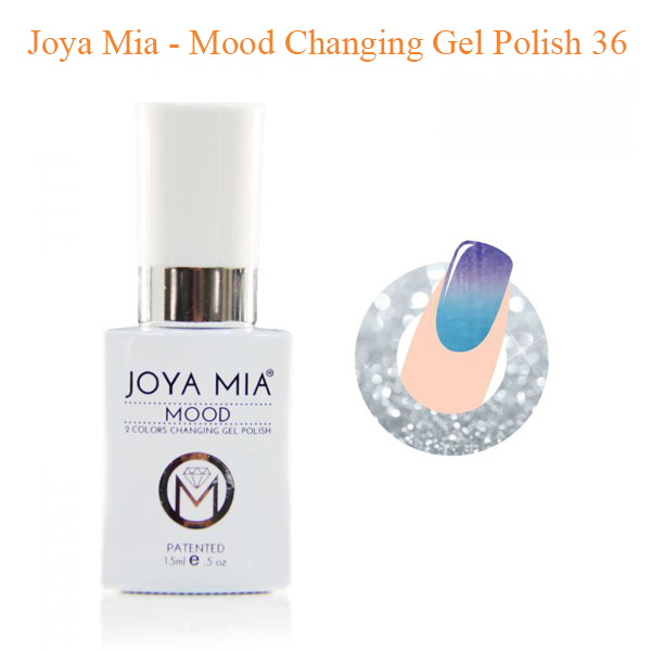 Joya Mia – Mood Changing Gel Polish 36
