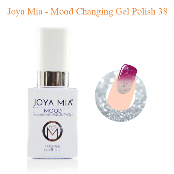 Joya Mia – Mood Changing Gel Polish 38