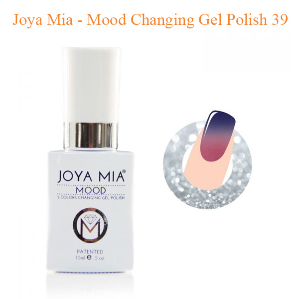 Joya Mia – Mood Changing Gel Polish 39