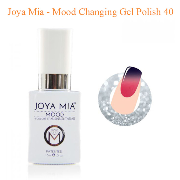 Joya Mia – Mood Changing Gel Polish 40