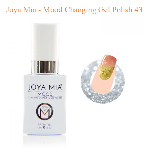 Joya Mia – Mood Changing Gel Polish 43