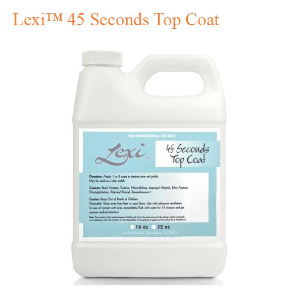 Lexi™ 45 Seconds Top Coat