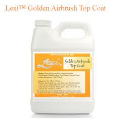 Lexi™ Golden Airbrush Top Coat