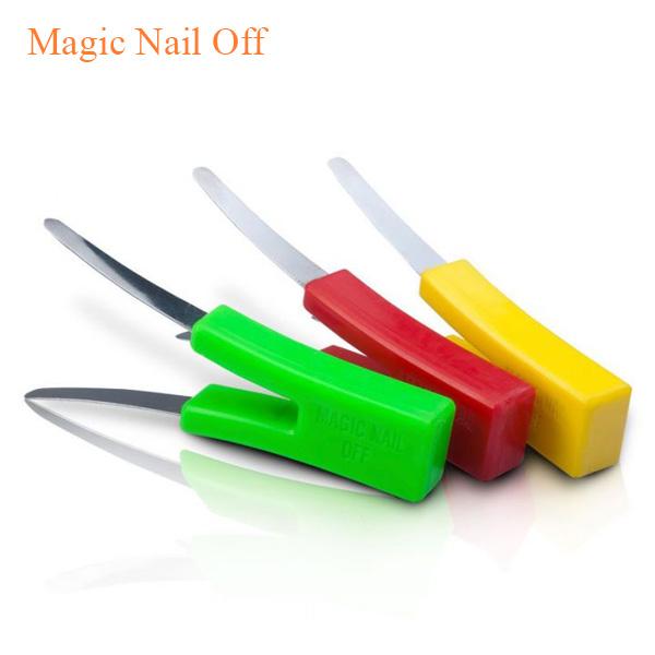 Magic Nail Off