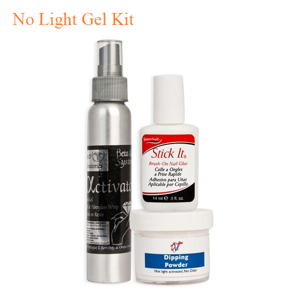 No Light Gel Kit