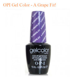 OPI Gel Color – A Grape Fit!