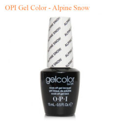 OPI Gel Color – Alpine Snow