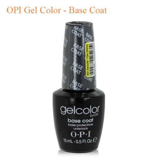 Sơn Gel Color OPI – Base Coat