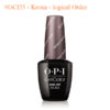 OPI Gel #GCI55 – Krona – logical Order