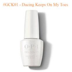 OPI Gel GCK01 Dacing Keeps On My Toes 247x247 - Top Selling