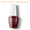 OPI Gel #GCK11 – Ginger's Revenge