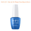 OPI Gel GCL25 Tile Art To Warm Your Heart New 100x100 - OPI Gel #GCL25 - Tile Art To Warm Your Heart (New)