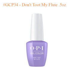 OPI Gel #GCP34 – Don't Toot My Flute .5oz