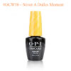 OPI Gel #GCW56 – WashingtonDC Collection – Never A Dulles Moment