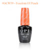 Sơn Gel OPI #GCW59 – WashingtonDC Collection – Freedom Of Peach