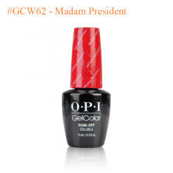OPI Gel #GCW62 – WashingtonDC Collection – Madam President