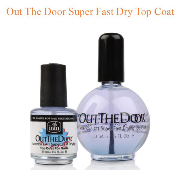 Sơn Bóng Out The Door Super Fast Dry