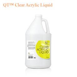 QT™ Clear Acrylic Liquid 247x247 - Equipment nail salon furniture manicure pedicure