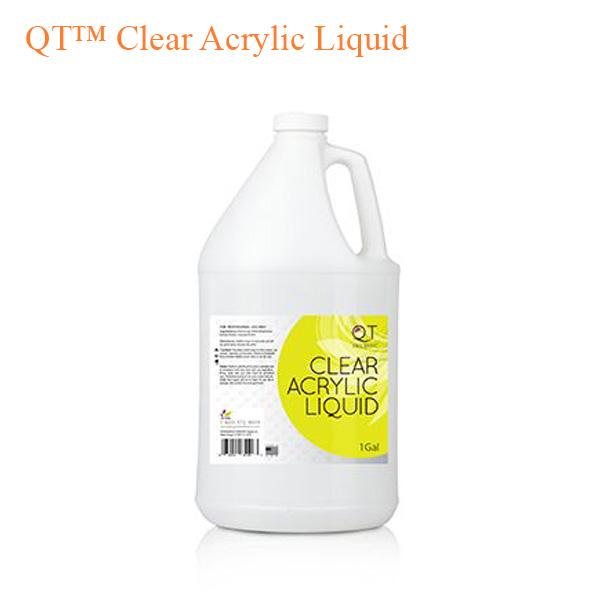 QT™ Clear Acrylic Liquid