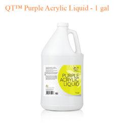 QT™ Purple Acrylic Liquid – 1 gal