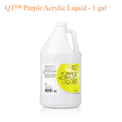 QT™ Purple Acrylic Liquid 1 gal 247x247 - Equipment nail salon furniture manicure pedicure