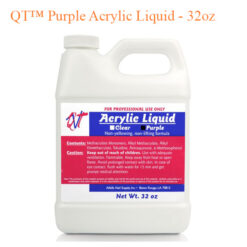 QT™ Purple Acrylic Liquid – 32oz