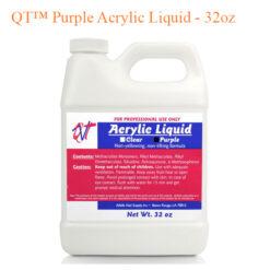 QT™ Purple Acrylic Liquid 32oz 247x247 - Equipment nail salon furniture manicure pedicure