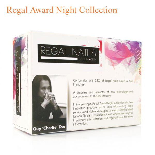 Bộ Sơn Gel Award Night Regal