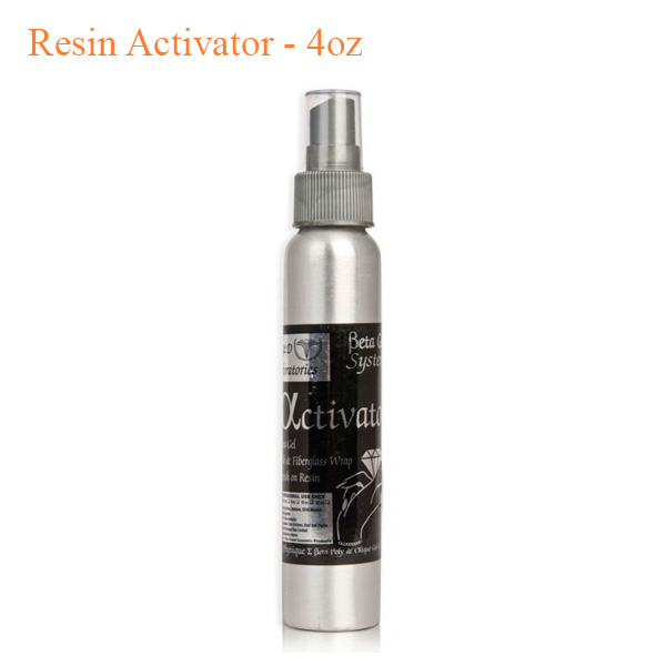 Resin Activator – 4oz