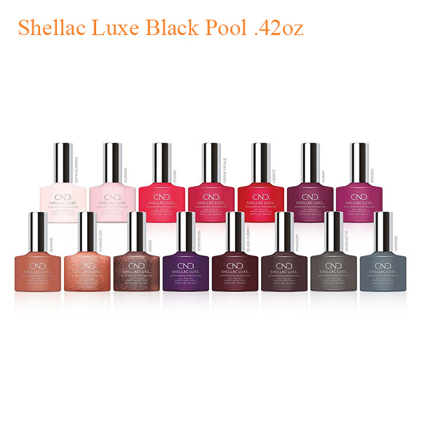 Shellac Luxe Black Pool .42oz