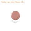 Sơn Gel Shellac Luxe – Satin Pajamas 0.42oz