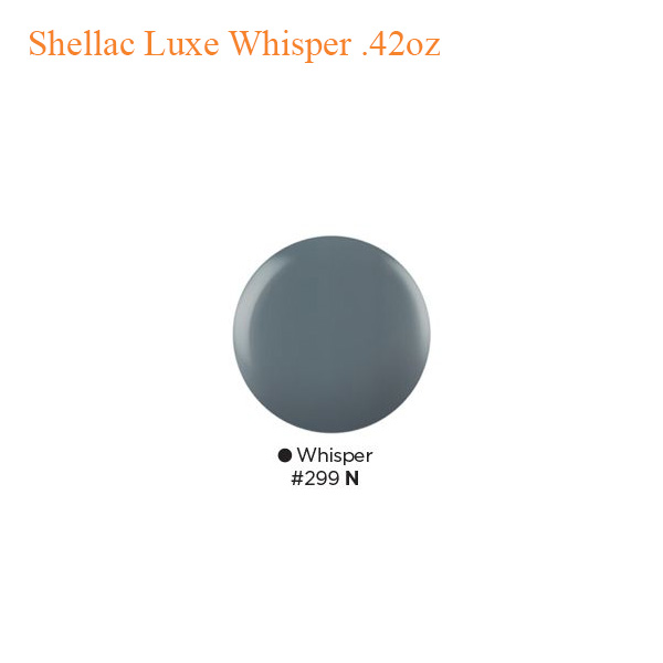 Shellac Luxe Whisper .42oz - Shellac Luxe Whisper .42oz