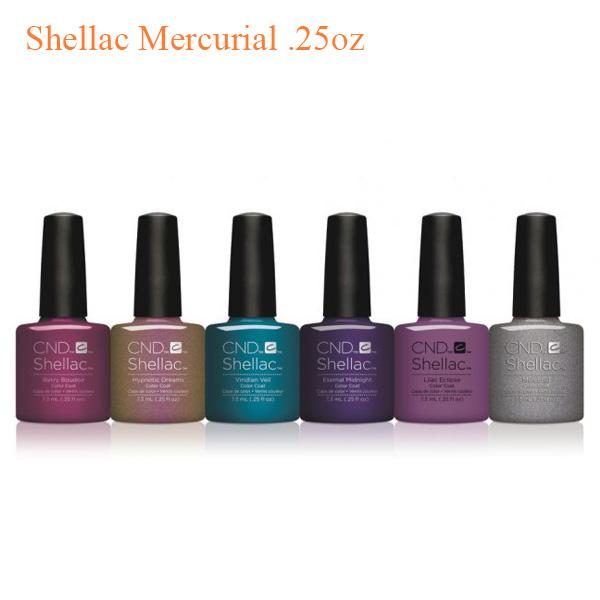 Shellac Mercurial 0.25oz