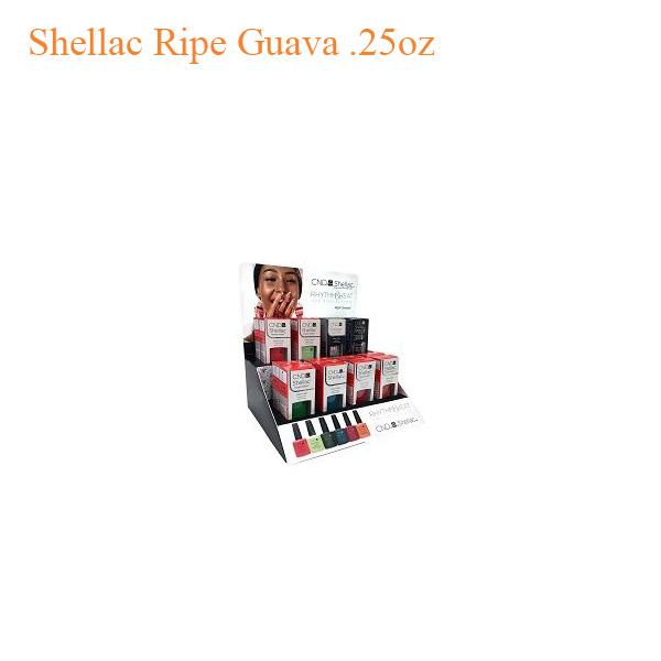 Shellac Ripe Guava .25oz
