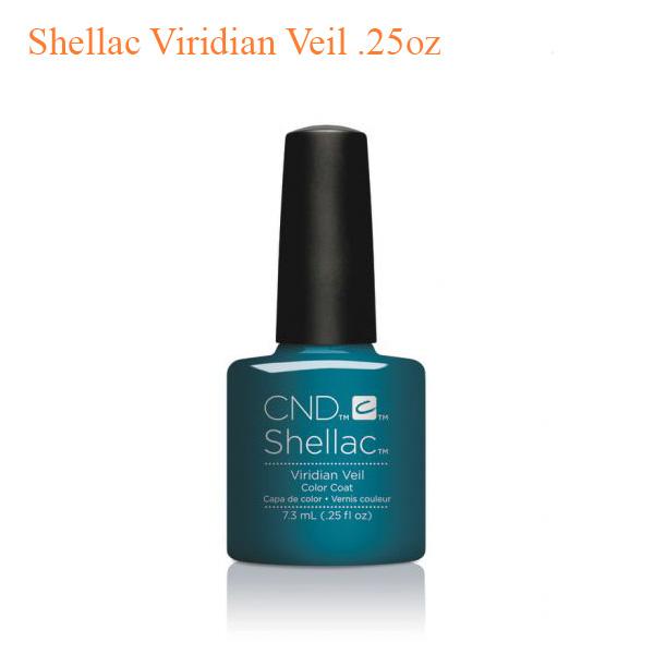 Sơn Gel Shellac Viridian Veil 0.25oz