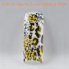 Tip Beyond Design YD2-14 (70pc_bx) Leopard black & yellow