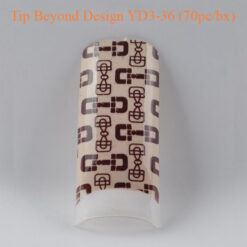 Tip Beyond Design YD3 36 70pc bx 247x247 - Equipment nail salon furniture manicure pedicure