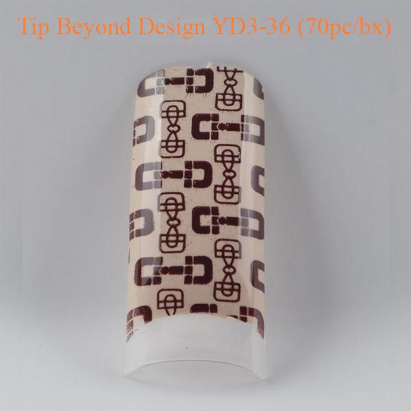 Móng Tay Giả Beyond YD3-36 (70pc_bx)