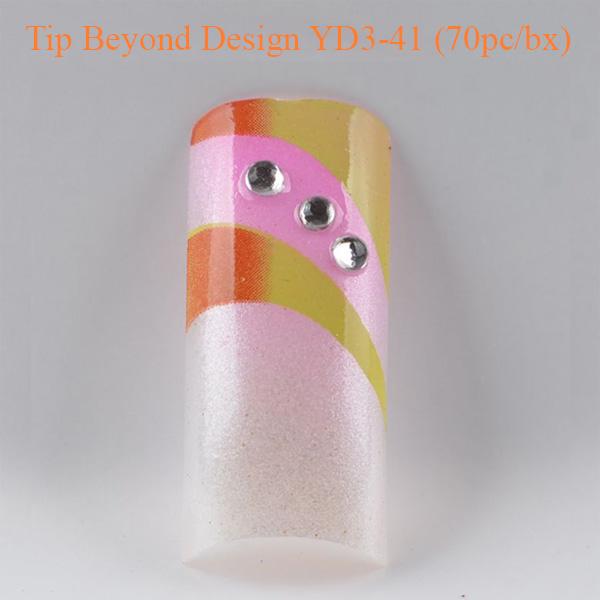 Móng Tay Giả Beyond YD3-41 (70pc_bx)