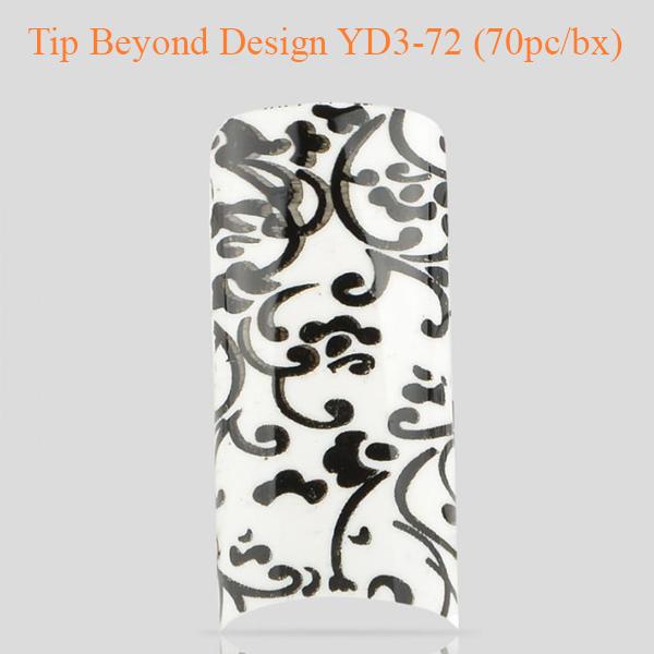 Móng Tay Giả Beyond YD3-72 (70pc – bx)