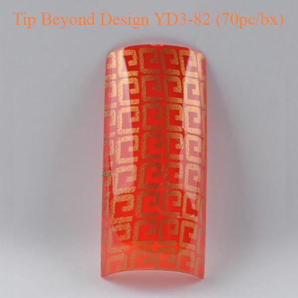 Móng Tay Giả Beyond YD3-82 (70pc_bx)
