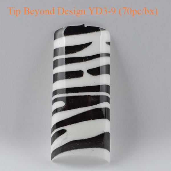 Móng Tay Giả Beyond YD3-9 (70pc-bx)