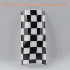 Tip Beyond Design YD4 LV139 70pc bx Damier black white 247x247 - Equipment nail salon furniture manicure pedicure