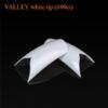 VALLEY white tip (100ct)