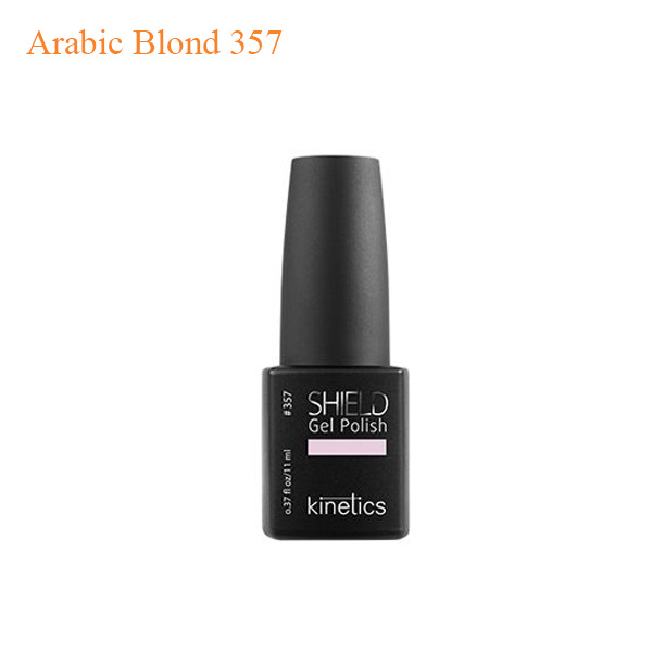 Sơn Gel Shield Kinetics – Arabic Blond 357