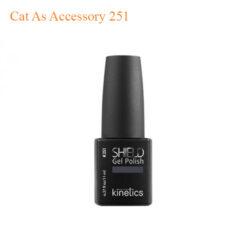 Kinetics Shield Gel Cat As Accessory 251 247x247 - Equipment nail salon furniture manicure pedicure